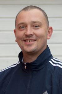 Daniel Sirz - Abteilungsleiter Volleyball